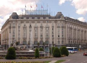 El Hotel Palace reconocido con el distintivo Garantía Madrid por sus buenas prácticas frente al COVID-19