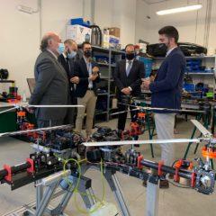 La UC3M presenta el proyecto europeo de innovación Go2Space-HUBs