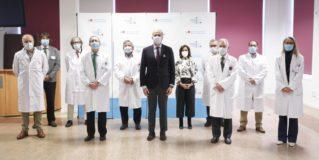 13 hospitales españoles participan en un ensayo clínico que prueba un fármaco para la detención de la replicación viral en los pacientes de COVID-19