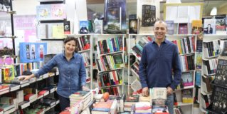 Entrevista a Librería Dominó, un pequeño comercio de Leganés