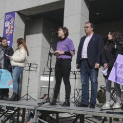 Actos por el Día Internacional contra la violencia de género
