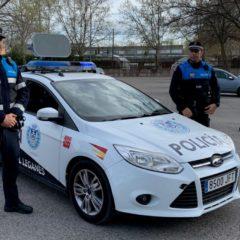 La Comunidad enviará más de 1 millón € a los ayuntamientos para renovar la flota de vehículos de Policía Local