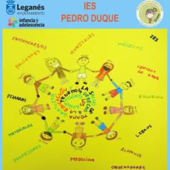 Con el certamen 'Yo también pinto', Leganés conmemora los Derechos de los Niños y Niñas