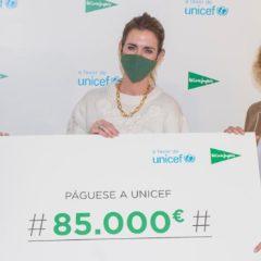 """El Corte Inglés a través de la campaña """"Juguetes Solidarios"""" entrega 85.000€ a UNICEF"""