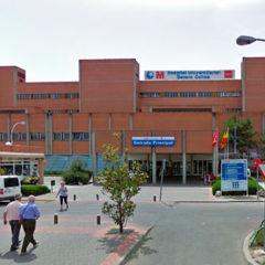 El Hospital Severo Ochoa de Leganés ha marcado una semana más un descenso de ingresos de pacientes COVID-19