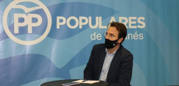 """""""Nos están pisoteando y lo hacen sin ningún rubor"""". Miguel Ángel Recuenco. Portavoz de PP Leganés"""