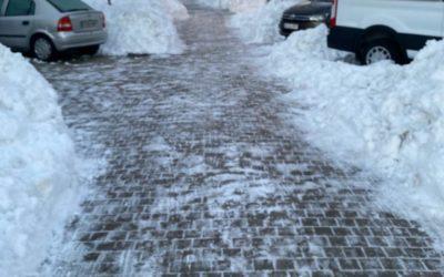 Recomendaciones para evitar daños y averías durante el temporal de frío