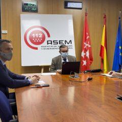 Revisión en los Planes de Protección Civil de trece municipios de la Comunidad de Madrid
