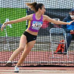Judith Vaquero campeona de España sub-18