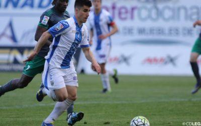 El C.D. Leganés quiere seguir sumando puntos en casa ante la S.D. Ponferradina