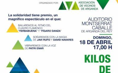 IX Gala Solidaria en Arganda
