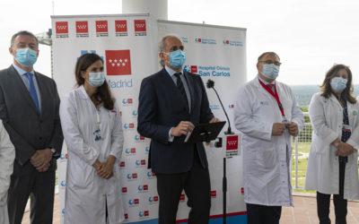 La Comunidad de Madrid impulsa la donación de tejidos