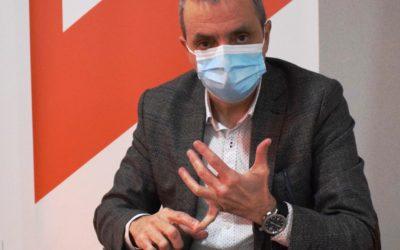 El Gobierno de Leganés y Ciudadanos acuerdan dedicar 1 millón de euros del superávit 2020 a ayudas y gestión social de la pandemia
