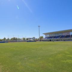 El estadio municipal Fernando Torres de Fuenlabrada tendrá capacidad para 5.000 espectadores más