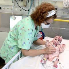 El Hospital Gregorio Marañón, pionero en el mundo con el transplante de corazón de una bebé