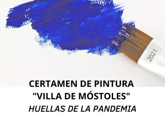 """Móstoles convoca un certamen pintura con el título """"Huellas de la Pandemia"""""""