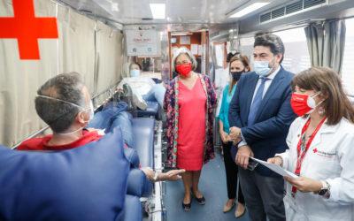 Cruz Roja reconoce la labor de Metro durante la pandemia