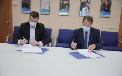 ESMASA y la UPM revalidan su convenio para impulsar nuevas formas de reciclaje en Alcorcón