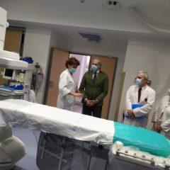 El Área de Intervencionismo y la Unidad del Dolor del Hospital de La Princesa se renuevan con 3 millones de euros