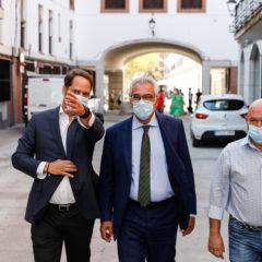La Comunidad ha invertido 3 millones de euros en la mejora del casco antiguo de Torrejón de Ardoz
