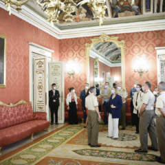"""""""¡Bienvenidos a Palacio!"""", un programa para descubrir parte del patrimonio regional de manera gratuita"""