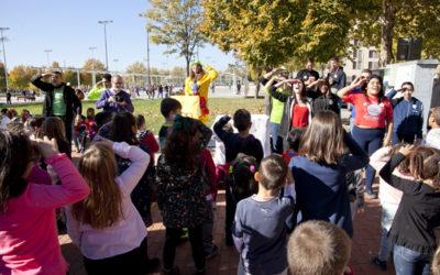 Leganés destina 500.000 euros para proyectos educativos