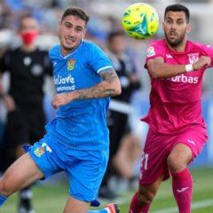 El Lega perdió en el derbi ante el Fuenlabrada (2-1)