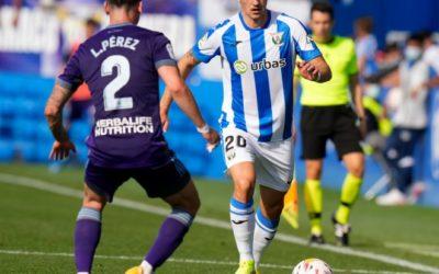 El Lega acumula otra derrota  y cae a la zona de descenso con un 0-2 ante el Valladolid