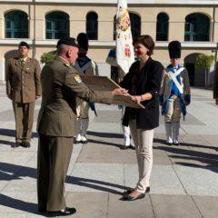 Leganés homenajea al Regimiento de Infantería «Saboya» nº 6