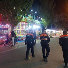Hoy arrancan las Fiestas de Leganés con un amplio dispositivo de seguridad coordinado en colaboración con una empresa privada
